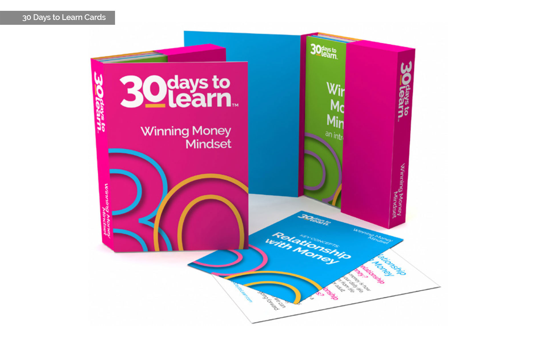 30 days to learn card design